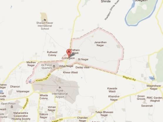 Vastu RPS Homes Location Plan