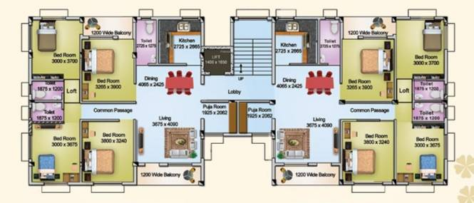 Larica Tolly Cluster Plan