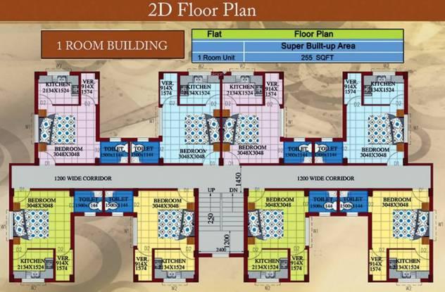 Larica Larica Township Cluster Plan