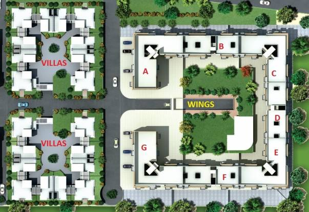 APL Alfa Greenfields Phase 1 Layout Plan