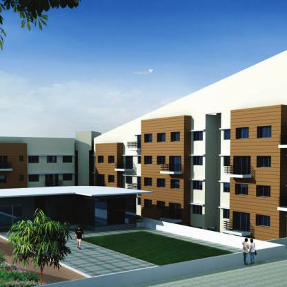 APL Alfa Greenfields Phase 1 Elevation