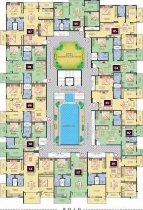 Shravanthi Pristine Cluster Plan