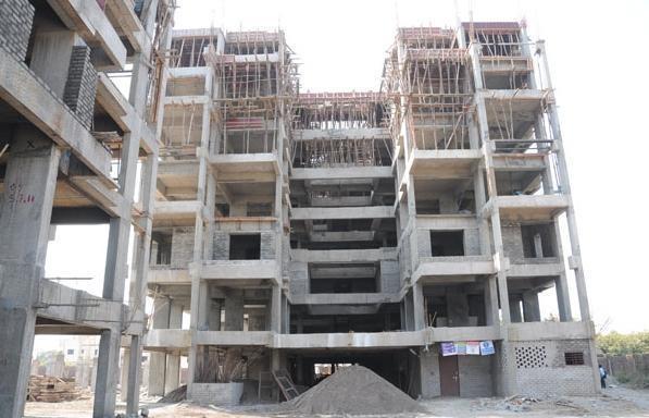 Sree Wisteriaa Construction Status