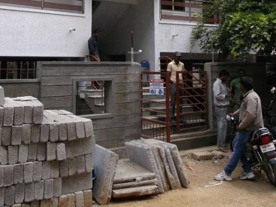 Shravanthi Prosper Construction Status