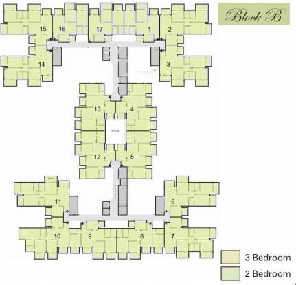Esteem Enclave Cluster Plan