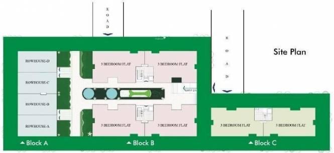 Esteem Retreat Site Plan