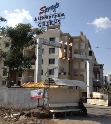Sree Aishwaryam Greens Elevation