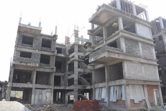 Sree Aishwaryam Greens Phase II Construction Status