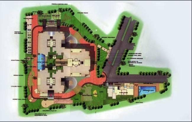 Skyline Champagne Hills Master Plan