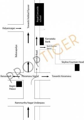 Skyline Fountainhead Location Plan
