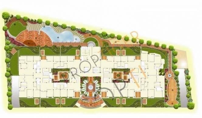 Skyline Fountainhead Site Plan
