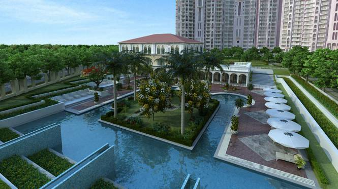 DLF Regal Gardens Amenities