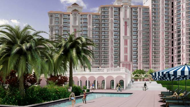 DLF Regal Gardens Elevation