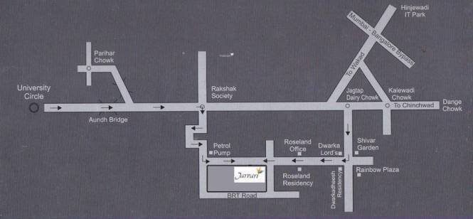 GK Jarvari Location Plan