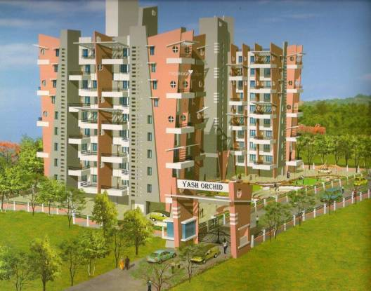 Yash Orchid Elevation