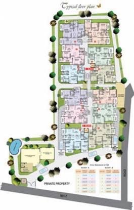RNG RNG Palm Springs Layout Plan