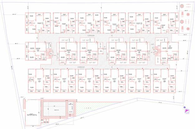 Deccan Arcade II Layout Plan