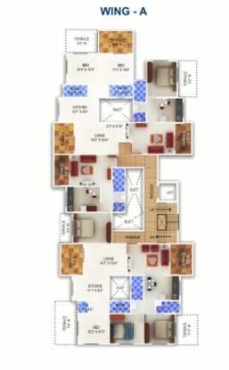 Shivam Majestica Cluster Plan
