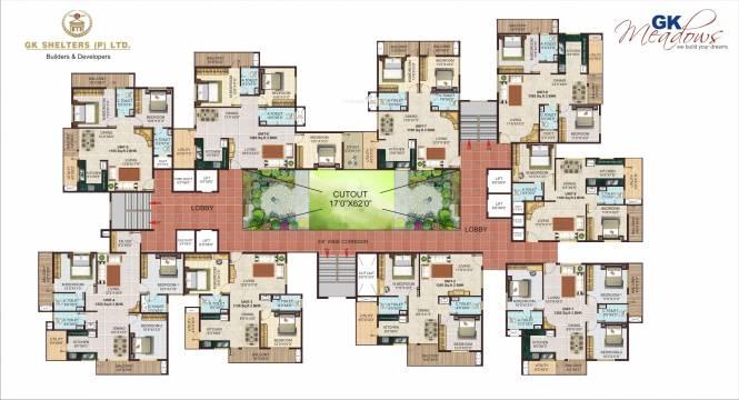 GK Meadows Cluster Plan