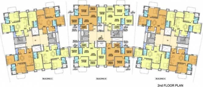 Nagpal Dev Exotica Cluster Plan
