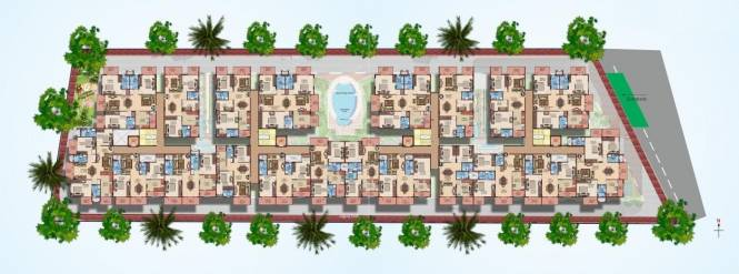 Venkat Wings Royal Layout Plan