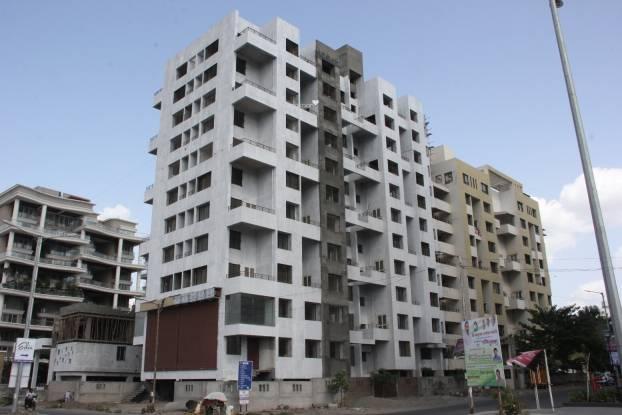 Venkateshwara Silver Moon Construction Status