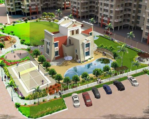 Dreams Aakruti Amenities