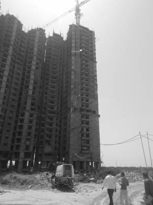 Ajnara Panorama Construction Status