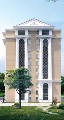 Jain East Parade Elevation