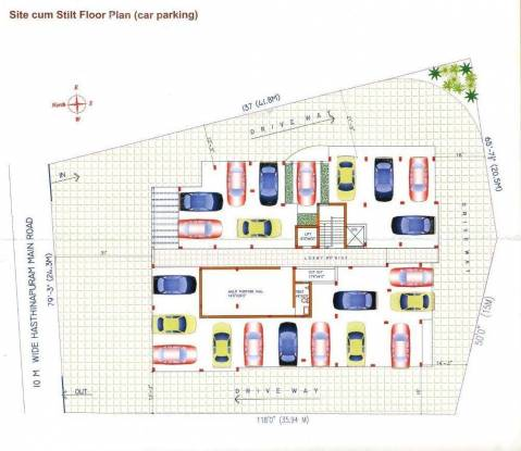 Agni Lakshmi Kripa Phase II Cluster Plan
