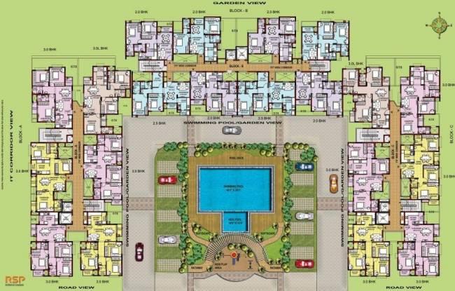 XS Harmony Cluster Plan