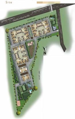 Prince Residenzia Site Plan