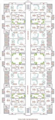 CeeDeeYes Pattinam Cluster Plan