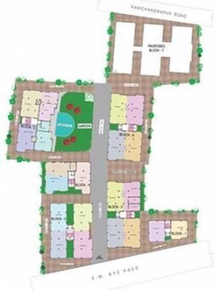 Starlite Sunny Dale Site Plan