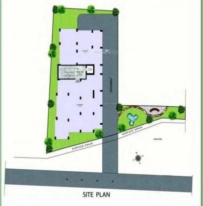 Magnolia Greens Site Plan
