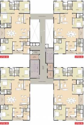 Prajay Megapolis Cluster Plan