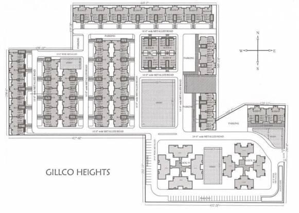 Gillco Heights Master Plan
