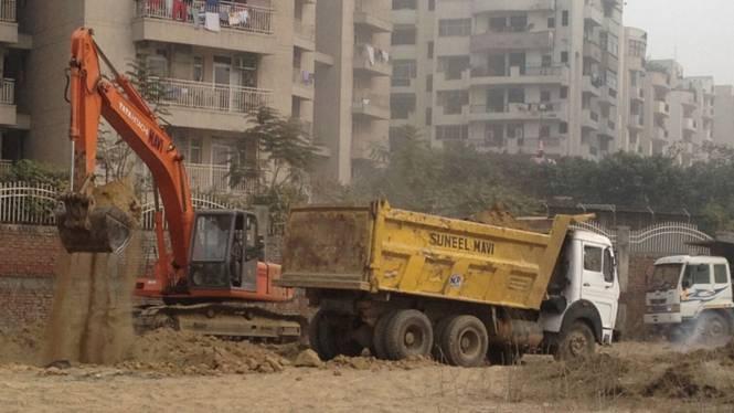 Rudra Pavo Real Construction Status