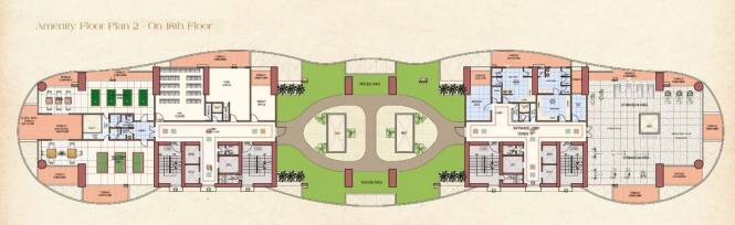 Omkar Veda Exclusive Cluster Plan