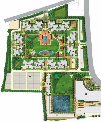 Godrej Anandam Site Plan