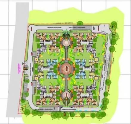 Sobha Dahlia Site Plan
