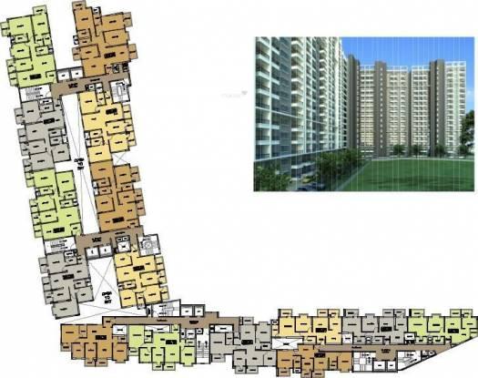 Mantri Premero Cluster Plan