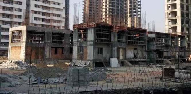 Unitech Harmony Construction Status