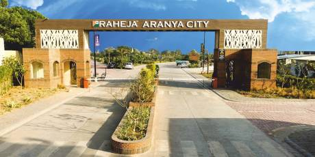 Raheja Aranya City Elevation