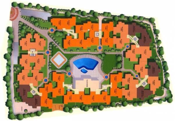 NCC Nagarjuna Green Woods Layout Plan