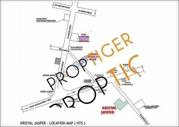 Kristal Jasper Location Plan