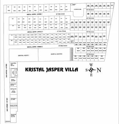 Kristal Jasper Master Plan
