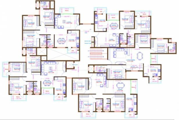 Shri Viola Cluster Plan