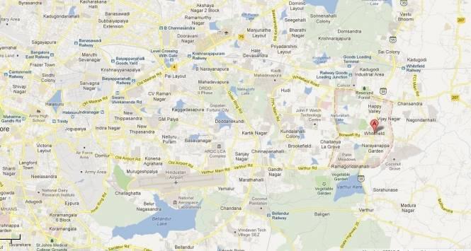 Kristal Citrine Location Plan
