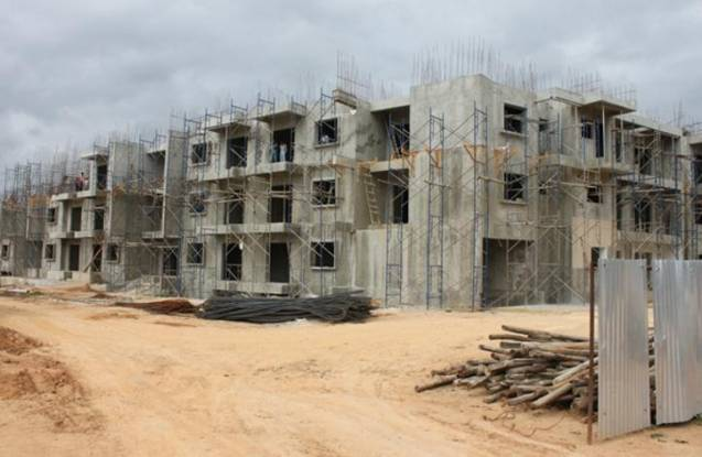 Corporate Suncity Gloria Construction Status